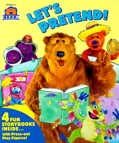 Let'S Pretend (Bear In The Big Blue House) (1575844028) by Henson, Jim