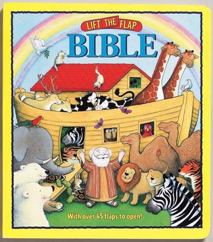 9781575844039: Lift-the-Flap Bible (Lift-the-Flap Book)
