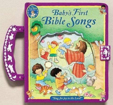 9781575844046: Baby's First Bible Songs