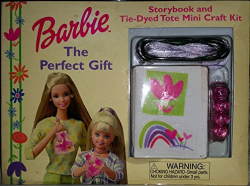 9781575844138: The Barbie Perfect Gift Friends Forever (Barbie Mini Crafts Kits)