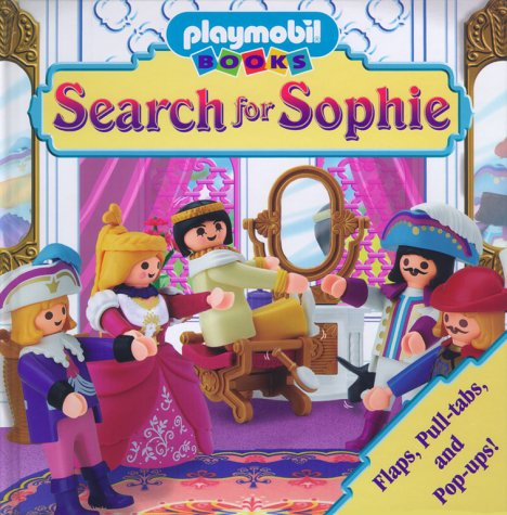 Search For Sophie (Playmobil Pop-Ups) (1575844176) by Goldsack, Gaby