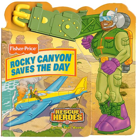 9781575844220: Rocky Canyon Saves the Day