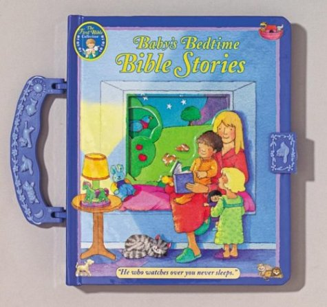 9781575849089: The First Bible Collection Baby's Bedtime Bible Stories
