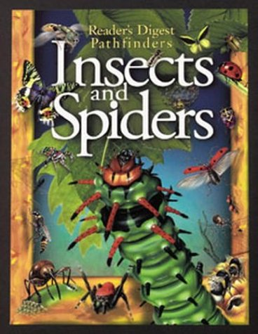 9781575849836: Pathfinders: Insects and Spiders (Reader's Digest Pathfinders)