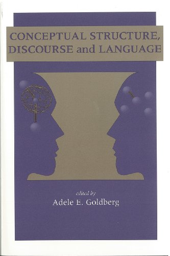 9781575860411: Conceptual Structure, Discourse and Language