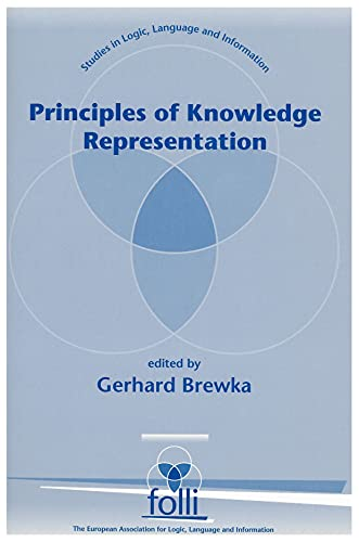 Principles of Knowledge Representation (Center for the Study of Language and Information - Lecture ...