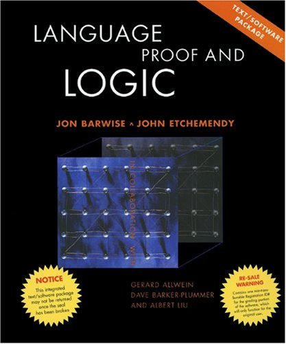 Language, Proof and Logic: Barwise, Jon; Etchemendy, John