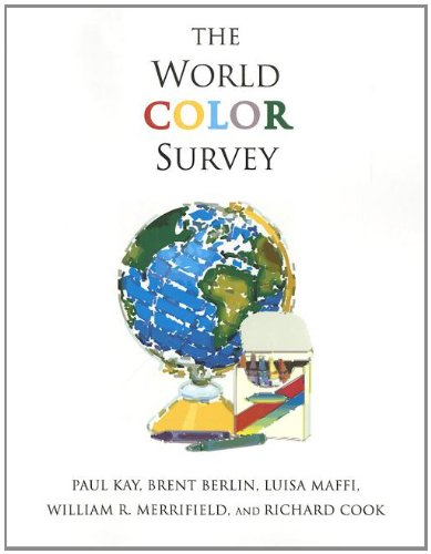 9781575864167: The World Color Survey (Lecture Notes)
