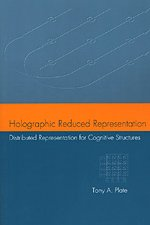 9781575864297: Holographic Reduced Representation: Distributed Representation for Cognitive Structures (Center for the Study of Language and Information Publication Lecture Notes)