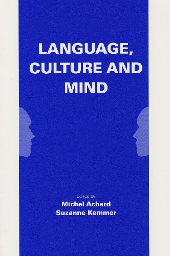 9781575864648: Language, Culture, and Mind (Stanfords Monographs in Linguistics)