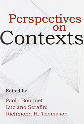 9781575865386: Perspectives on Contexts (Lecture Notes)