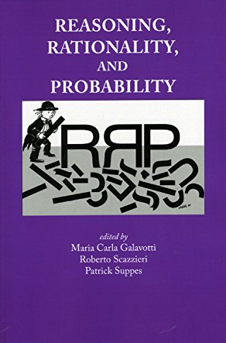 9781575865577: Reasoning, Rationality and Probability (Lecture Notes)