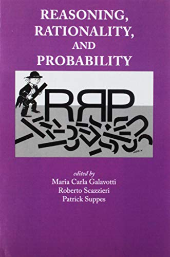 9781575865584: Reasoning, Rationality and Probability (Center for the Study of Language and Information - Lecture Notes)