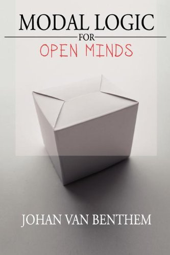9781575865980: Modal Logic for Open Minds (CSLI Lecture Notes)