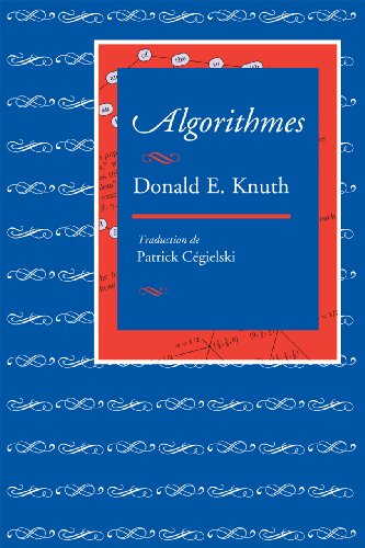 9781575866208: Algorithmes (Csli Lecture Notes) (French Edition)