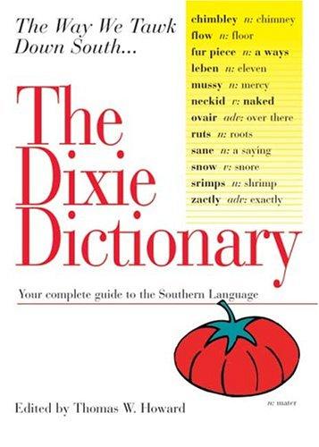 9781575872001: The Dixie Dictionary