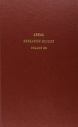 9781575886183: The Preservation and Protection of America's Cultural Resources: A Legal Research Guide Volume 36 (Legal Research Guides)