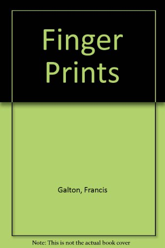 9781575887425: Finger Prints