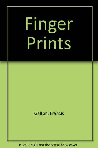 9781575887425: Finger Prints