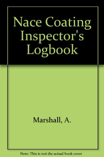 9781575901831: Nace Coating Inspector's Logbook
