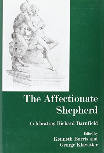 9781575910499: Affectionate Shepherd: Celebrating Richard Barnfield