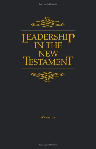 9781575937410: Leadership in the New Testament