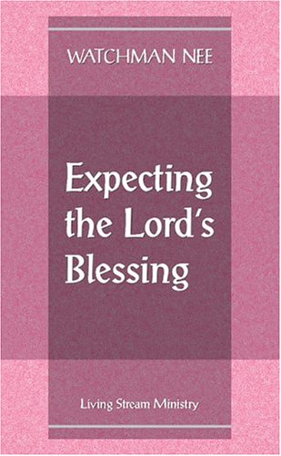 9781575938622: Expecting the Lord's Blessing