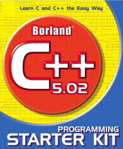 9781575955377: Borland C++ 5.02 Programming