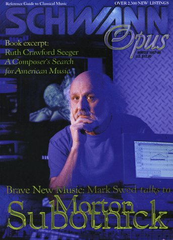 Schwann Opus : Winter 1997