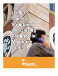 9781575991061: Lender's Guide to Structuring & Closing Commercial Mortgage Loans