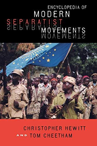 9781576070079: Encyclopedia of Modern Separatist Movements