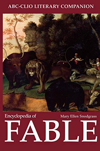 Encyclopedia of Fable (1576070263) by Snodgrass, Mary Ellen