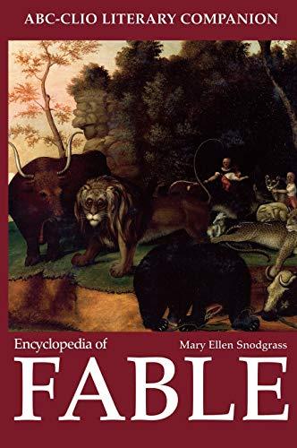 9781576070260: Encyclopedia of Fable