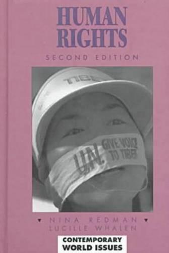 Human Rights: A Reference Handbook, Second Edition: Redman, Nina E.; Whalen, Lucille