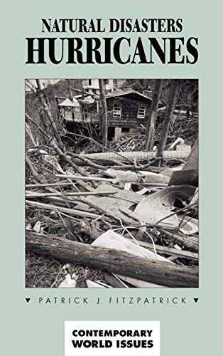 9781576070710: Natural Disasters: Hurricanes: A Reference Handbook (Contemporary World Issues)