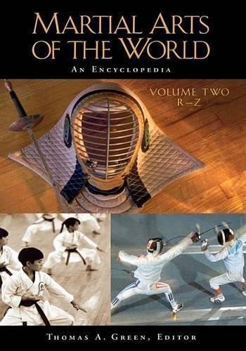Martial Arts of the World: An Encyclopedia