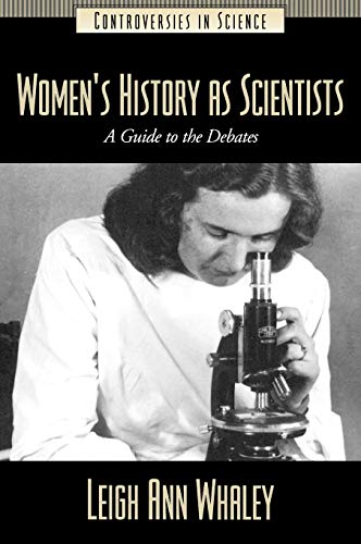 Women's History as Scientists: Whaley, Leigh Ann