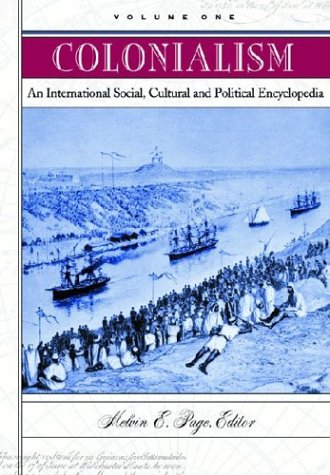 Colonialism : An International Social, Cultural, and: Penny Sonnenberg