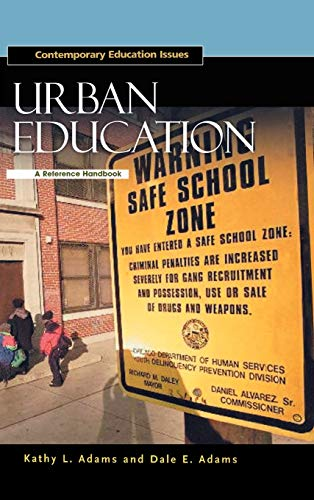 9781576073629: Urban Education: A Reference Handbook (Contemporary Education Issues)