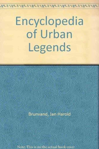 9781576075326: Encyclopedia of Urban Legends