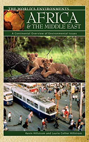 Africa & the Middle East: A Continental: Kevin Hillstrom, Laurie