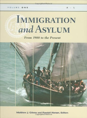 9781576077962: Immigration and Asylum: From 1900 to the Present, 3 Volume Set