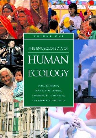 The Encyclopedia of Human Ecology: Miller, Julia; etc.; et al