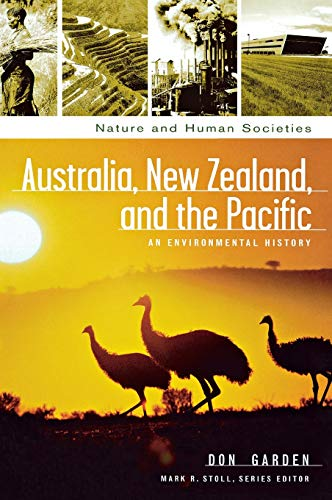 9781576078686: Australia, New Zealand, and the Pacific: An Environmental History (Nature and Human Societies)
