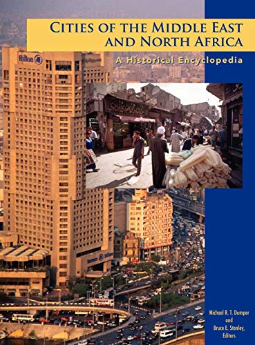 9781576079195: Cities of the Middle East and North Africa: A Historical Encyclopedia