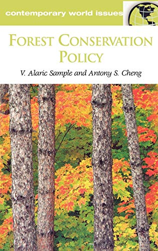 9781576079911: Forest Conservation Policy: A Reference Handbook (Contemporary World Issues)