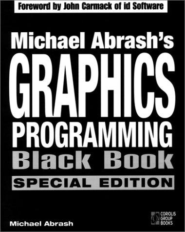 9781576101742: Michael Abrash's Graphics Programming Black Book (Special Edition)