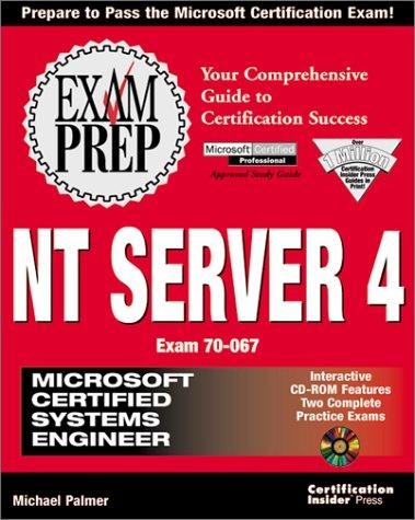 9781576102527: MCSE NT Server 4 Exam Prep (Exam: 70-067)