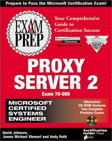 9781576102640: MCSE Proxy Server 2 Exam Prep (Exam: 70-088)