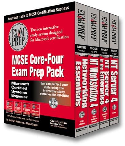 9781576102787: MCSE Core Four Exam Cram Pack